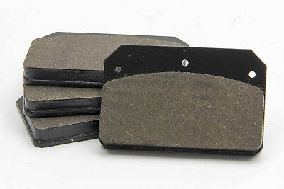 AFCO RACING PRODUCTS F33 Calipers C2 Compound Brake Pads P/N 1251-2000