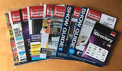 8 * Franchise Magazines & Show Guide