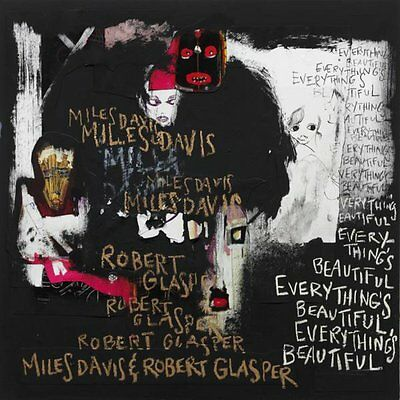 Miles Davis & Robert Glasper - Everything´s Beautiful Vinyl LP NEU Erykah Badu