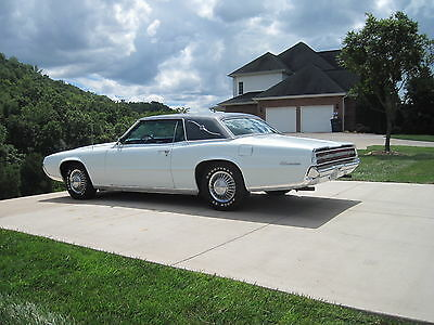 1967 Ford Thunderbird Landau 1967 Ford Thunderbird Landau 2 Owner Car!!  400+ Pictures You Must See!!