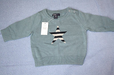babyGap Boys' Sweater, size 0-3 NWT