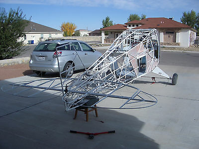 Experimental STOL Bushmaster type aircraft project Piper TRI PACER parts