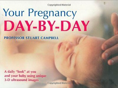 Your Pregnancy Day-by-Day, Alison Mackonochie Paperback Book The Cheap Fast Free