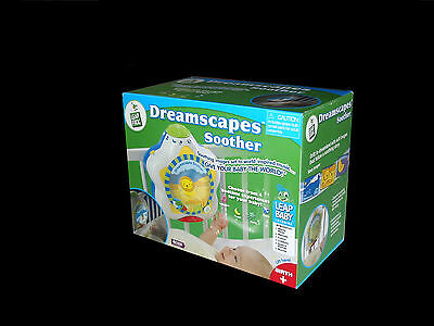 Leap Frog Dreamscapes Soother - Infant/Baby Crib Toy Lights Music Star Lullabies