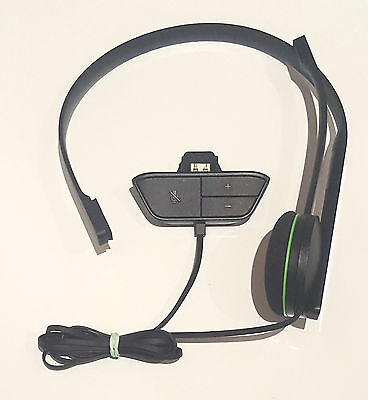 Official Microsoft Xbox One Headset With Adaptor
