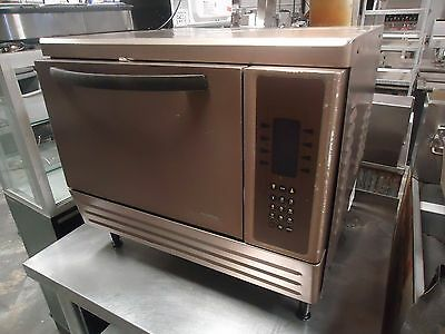 *used* Turbochef Tornado Ngc Rapid Cook Ventless Convection Oven - Clean & Works