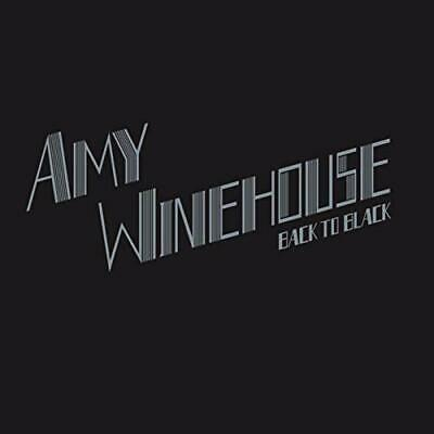 Amy Winehouse - Back To Black - Amy Winehouse CD HIVG The Cheap Fast Free Post
