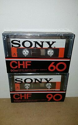 Sony Chf60:90 : 1978-81 : Made In France : New & Sealed