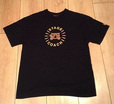 Stagecoach T-shirt Age 12-13 100% Cotton Performing Arts
