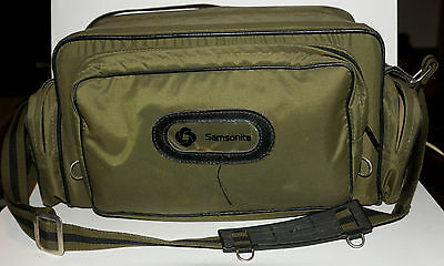 Sac SAMSONITE vintage pour appareil photo reflex /camera - saccoche