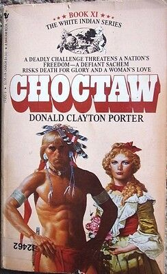 Choctaw by Donald Clayton Porter