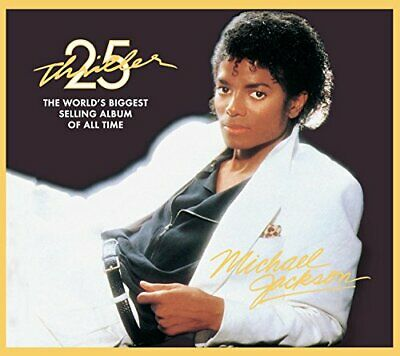 Michael Jackson - Thriller [25th Anniversary Editio... - Michael Jackson CD JGVG