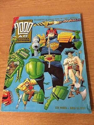 2000AD Special Edition Comic. From 1993