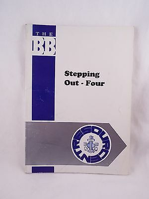 Boys' Brigade Stepping Out Four Resource Booklet Boy's Bbs B.b.