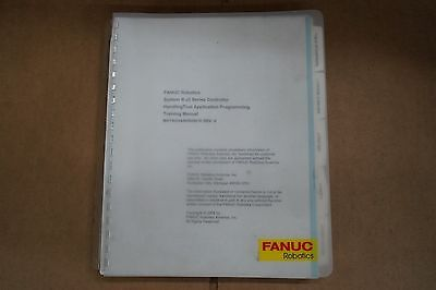 Fanuc Robot Manual MATAGHAND02021E Rev. D R-J3 HandlingTool Application Training