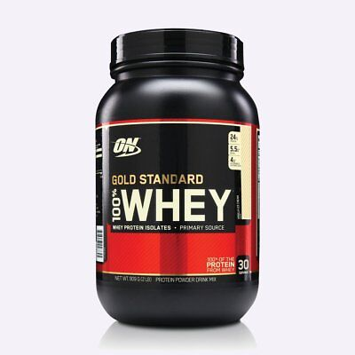 New Optimum Nutrition Gold Standard 100% Whey from The WOD Life