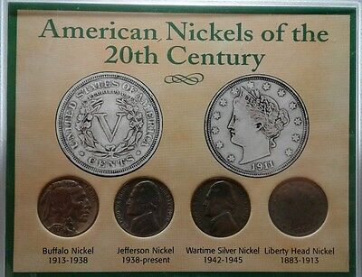 American Nickel Collection 1883-1945