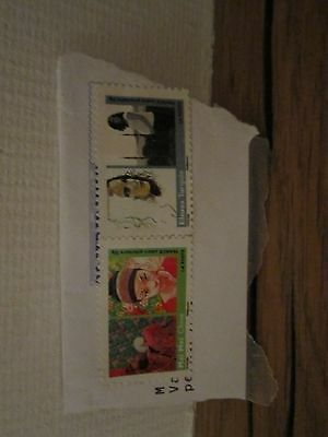 Timbres Chine Turquie