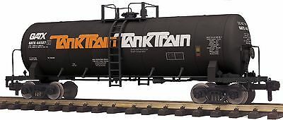 MTH 70-73058, G Gauge RailKing One Gauge Unibody Tank Car - Tank Train