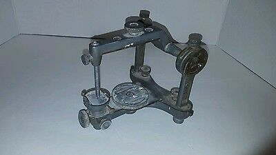 HANAU ARTICULATOR HORIZONTAL CONDYLAR LATERAL CONDYLAR made in Buffalo NY