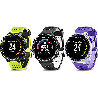 Garmin Forerunner 230 GPS Running Watch & Activity Tracker - Choose Your Color