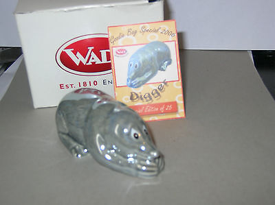 Scarce Wade  Goodie Bag Special ,grey Lustre Digger The Mole.2006.ltd Ed.25.