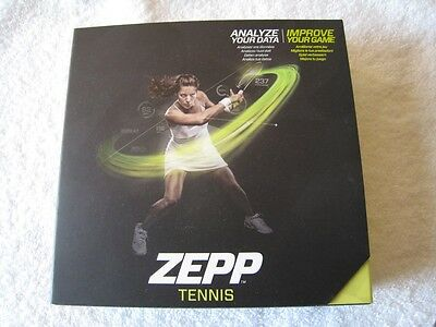 Zepp Tennis Swing Analyzer New.