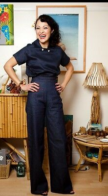 1940s Style Jeans 12