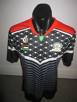 Soccer Jersey Palestina Qualy For Fifa World Cup Brazil 2014 Size M