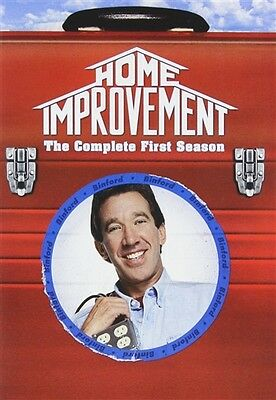 HOME IMPROVEMENT COMPLETE FIRST SEASON 1 Sealed New 3 DVD Set