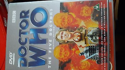 Doctor Who DVD x 3