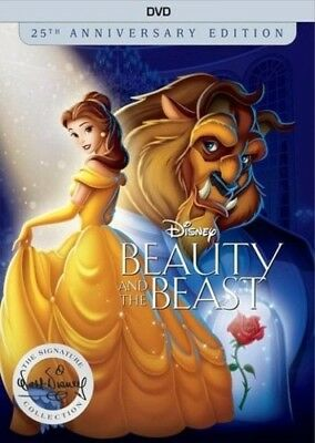 Beauty and the Beast (25th Anniversary) [New DVD] Anniversary Edition, Dolby,
