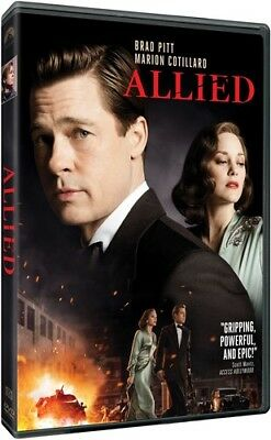 Allied [New DVD] Ac-3/Dolby Digital, Dolby, Dubbed, Subtitled, Widescreen