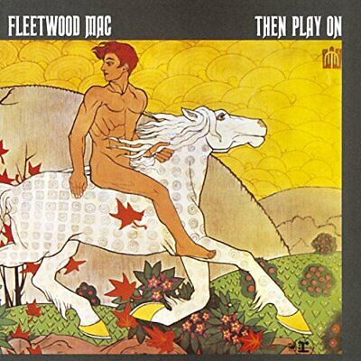 Fleetwood Mac - Then Play On - Fleetwood Mac CD OOVG The Cheap Fast Free Post