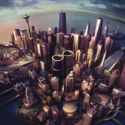 Foo Fighters - Sonic Highways - Foo Fighters CD 9UVG The Cheap Fast Free Post