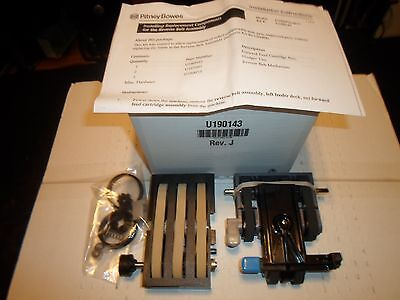 New Pitney Bowes Dm Series Complete Reverse Feed Assmy Kit U190143 For Dm Series
