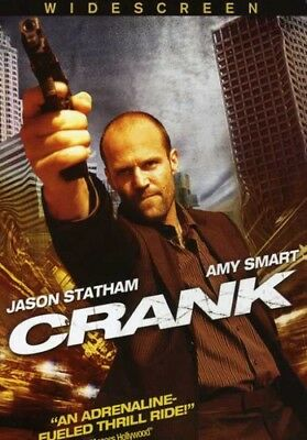 Crank [New DVD] Dolby, Subtitled, Widescreen