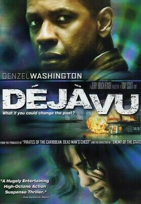 Deja Vu [New DVD] Ac-3/Dolby Digital, Dolby, Dubbed, Subtitled, Widescreen
