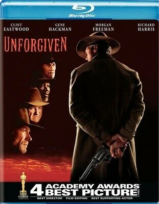 Unforgiven [New Blu-ray] Ac-3/Dolby Digital, Dolby, Dubbed, Subtitled, Widescr