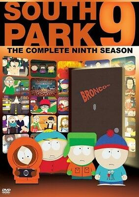 South Park - South Park: The Complete Ninth Season [New DVD] Full Frame, Dolby,