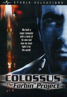 Colossus: The Forbin Project [New DVD] Full Frame, Dolby
