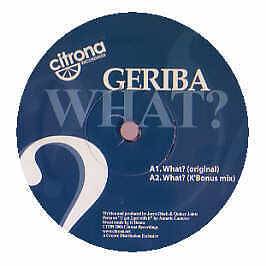 Geriba - What? - Citrona - 2006 #199629