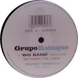 Grupo Batuque - Big Bang (Remixes) - Far Out - 2002 #319340