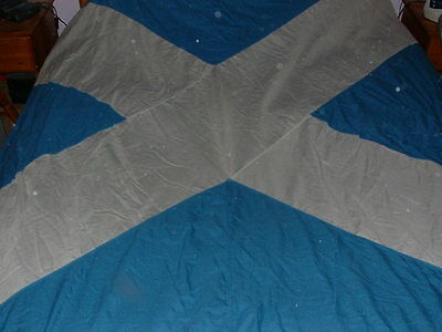 St Andrew,s Cross Banner 8' by 6'