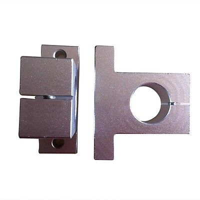 Sk8/10/12/16/20/25 Linear Rail Bearings Shaft Guide Support Bracket Clamp Solid