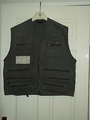 John Norris lightweight fishing vest