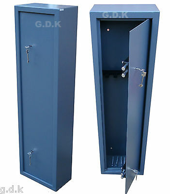 Special Offer, Gdk Slimline Key Locking 6 Gun Shotgun Cabinet, Slim Safe, 6 Gun
