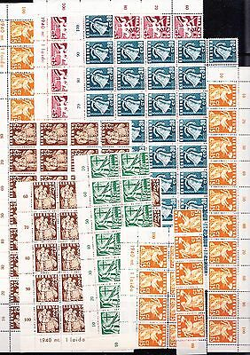 Lithuania Selection Of 230 Stamps,mnh
