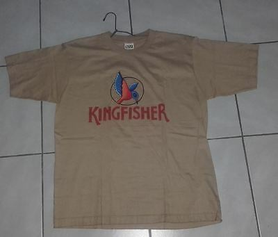 Tee Shirt - KINGFISHER - Biere Indienne - Taille L neuf