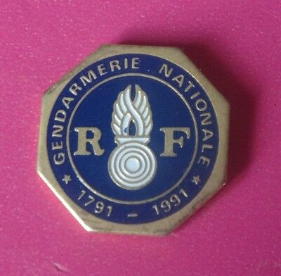 Pins Pin's Gendarmerie Nationale